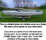Bandit 15 Sailboat Bottom Cover