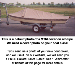 Enterprise Mooring/Trailing Mooring Cover