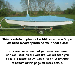 Gull Trailing/Mooring Cover