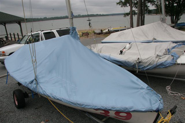 420 Mooring-Trailing-Mooring Cover