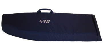 470 Rudder Cover - Padded