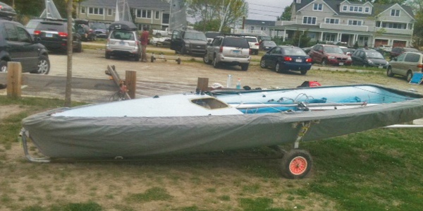 505 Sailboat Bottom Cover