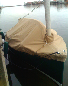 Alerion Express Cat 19 Mooring Cover