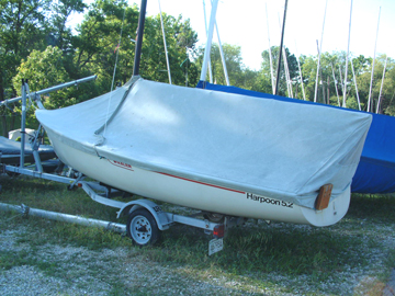 Harpoon 5.2 Mooring Cover