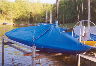 Mc Scow Skirted Mooring