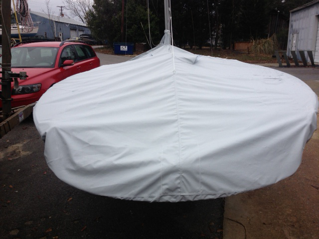 Raider 16 Trailing/Mooring Cover