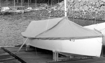 Windmill Mooring Cover