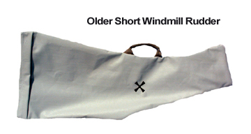 Windmill Rudder Cover - Napbac