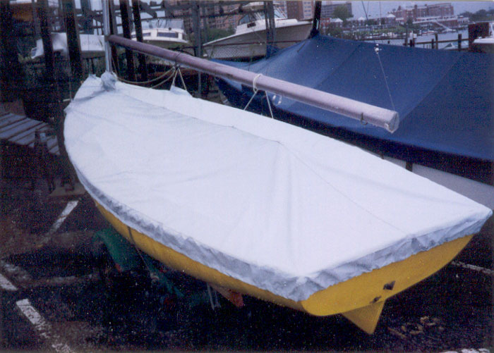 Woodpussy Trailing/Mooring Cover