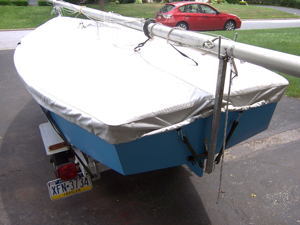 Bluejay Trailing Mooring Cover