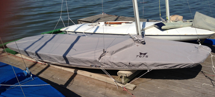 Butterfly Trailing/Mooring Cover