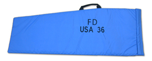 Flying Dutchman Rudder Cover - Padded