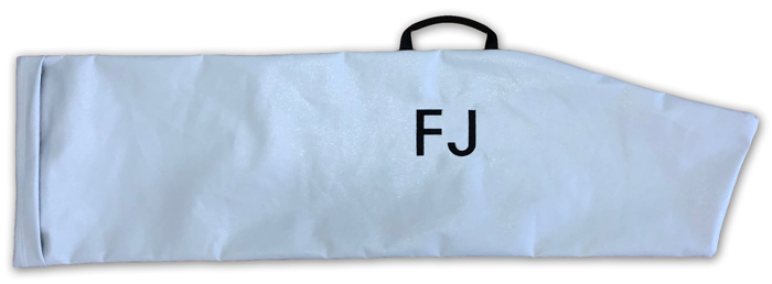 FJ Rudder Cover - Napbac