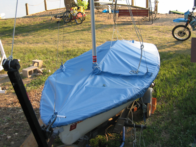 Ghost 13 Trailing/Mooring Cover