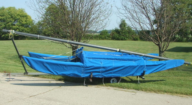 Hobie 16 Skirted Trailing/Mooring