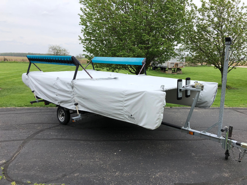 Hobie Getaway Winter Storage