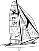 Hobie Tiger Wing Covers