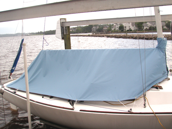Boat Shade- Cockpit Cover and Boat Awnings - Modern Yacht ...