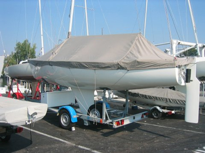J22 Mooring Cover