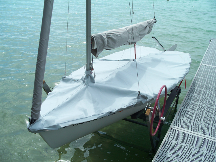 JY 14 Trailing/Mooring Cover