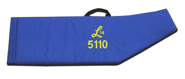 Lido 14 Padded Rudder Cover