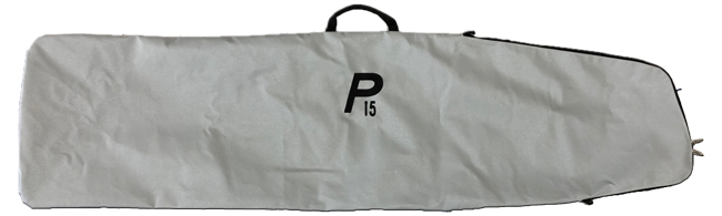 Precision 15 Rudder Cover - Napbac